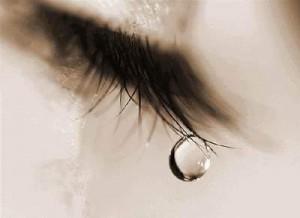 Слезы во время медитации
