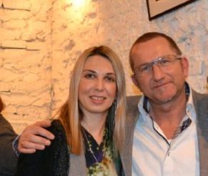 Марина Сабурова и Янош