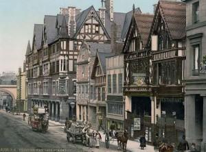 Старая Англия - прошлые жизни