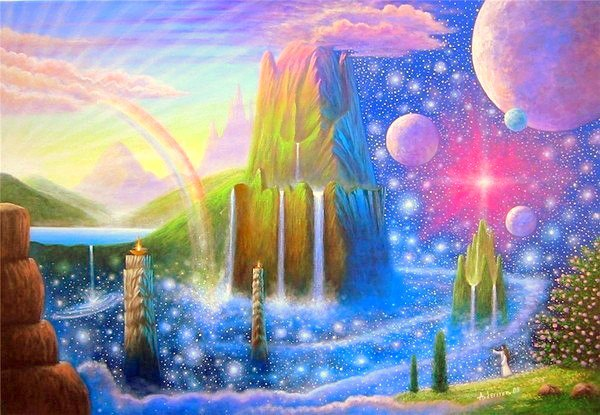Солнечная Шамбала Храм Благосостяния