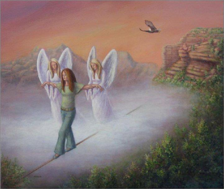 Как просить помощи и совета у Ангела-Хранителя.