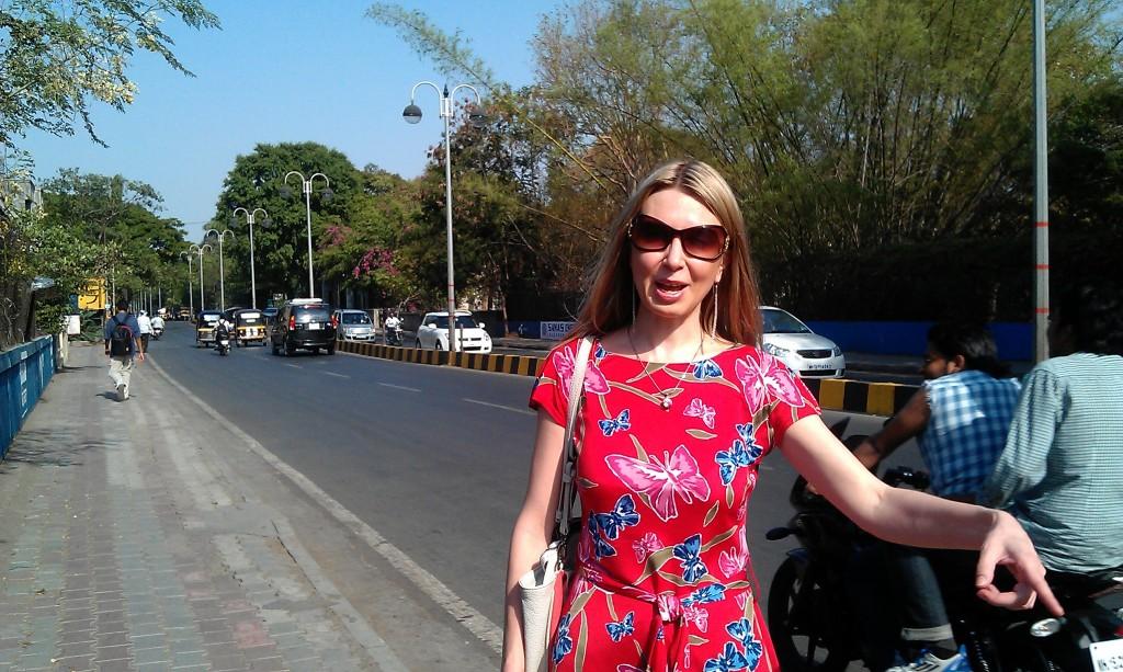 Марина Сабурова Пуна. Индия