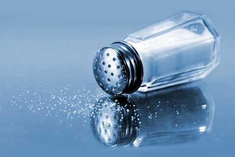 соль на рану